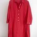 La Boutique Extraordinaire - Rosso 35 - Robe 100 % lin - 275 €