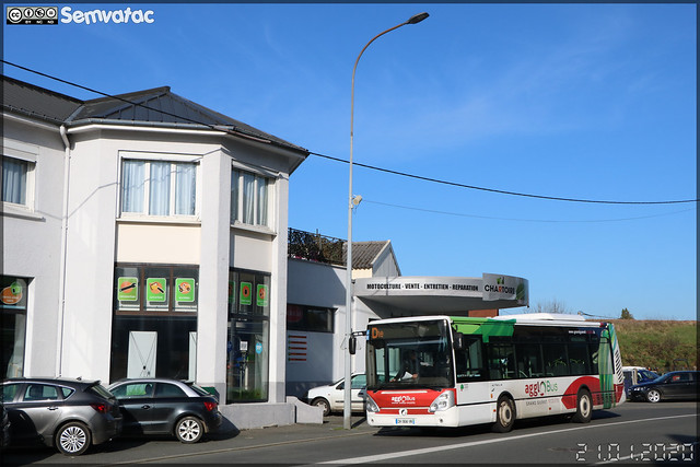 Irisbus Citélis 10.5 – Agglo'Bus Grand Guéret Mobilité