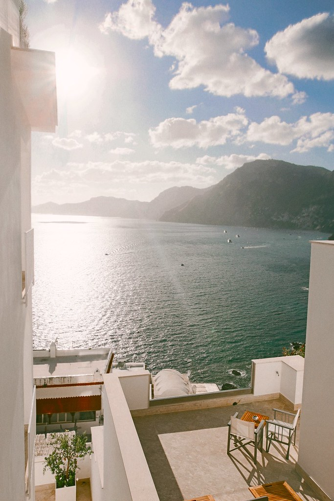 The Little Magpie Guide to Praiano, a review of Casa Angelina