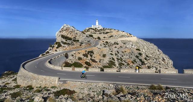 Faro  Cabo de Formentor