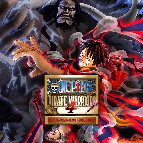 Thumbnail of ONE PIECE: PIRATE WARRIORS 4 Deluxe Month 1 Edition on PS4