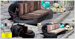 Garage Bench & Chevoolet Bench  On Discount @ Cosmo Starts from 23rd March Till 4th April
