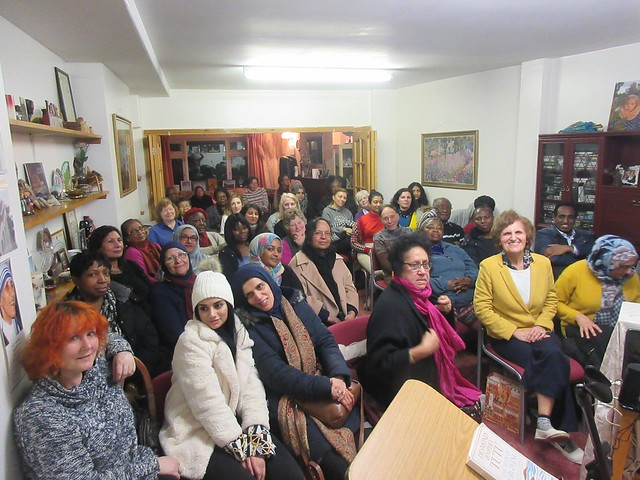 United Kingdom-2020-01-23-UK Meeting Explores the Power of Forgiveness