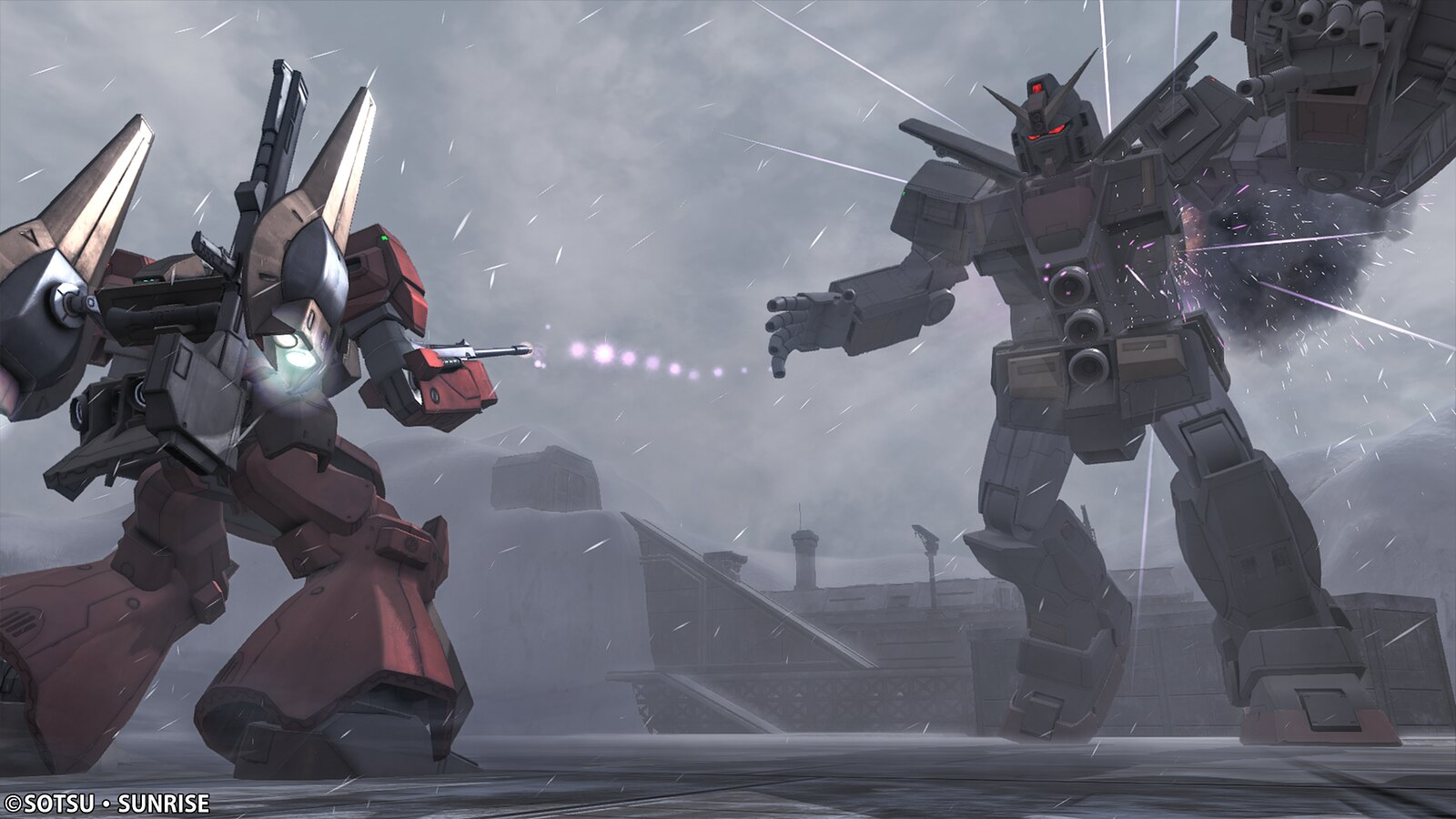 Gundam Battle Operation 2