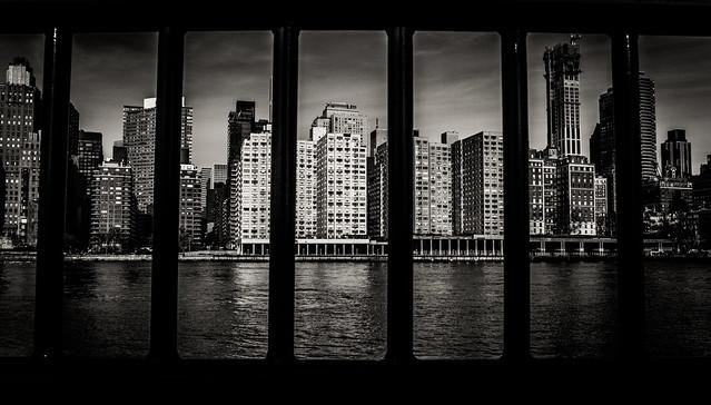 Caged Manhattan
