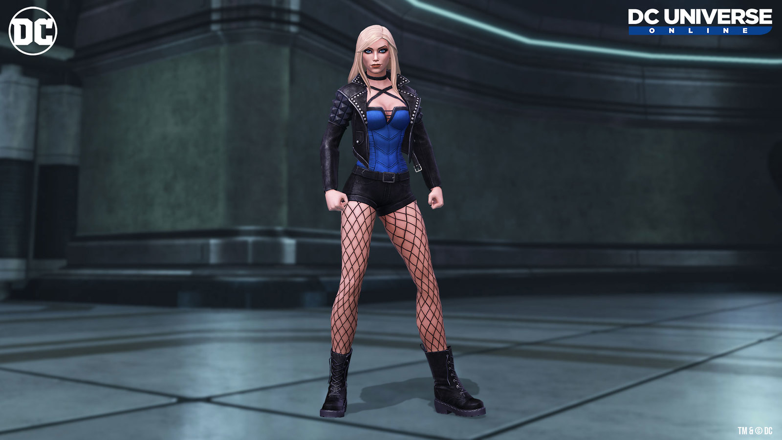 DC Universe Online: Birds of Prey - Black Canary