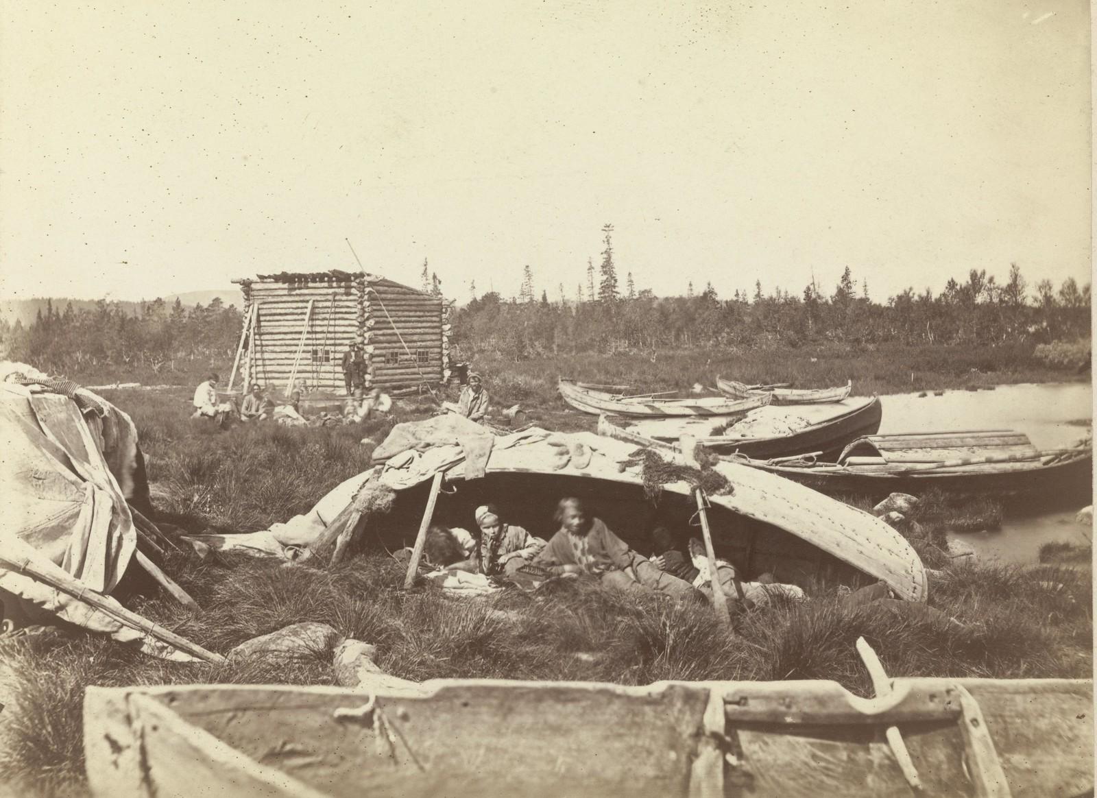 23. 1867. Лапландцы. Имантра.
