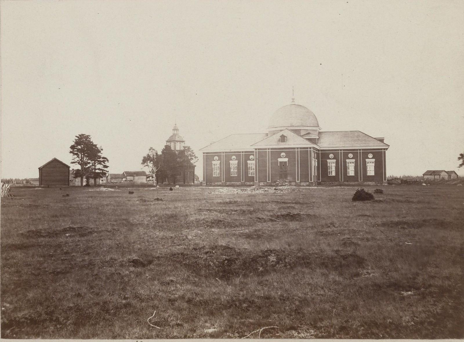 12. 1867. Церковь в Куусамо
