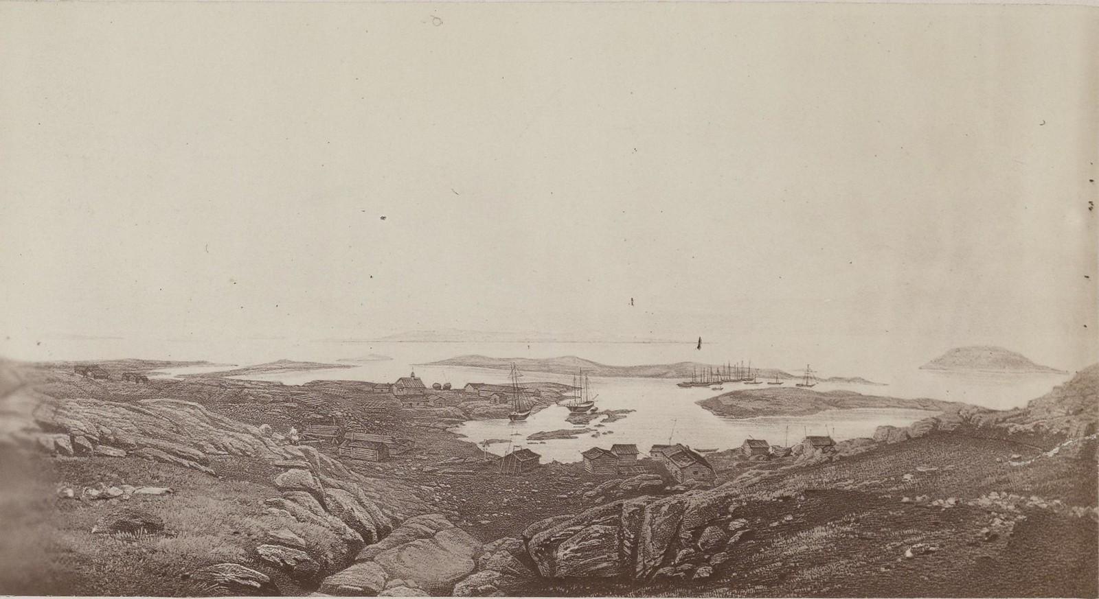 10. 1867. Семиостровье