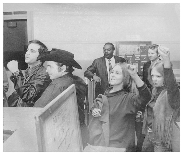 Patriot Party leaders arraigned in New York: 1970