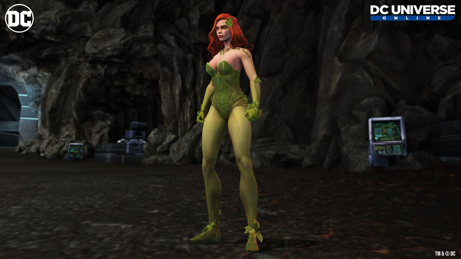 DC Universe Online: Birds of Prey - Poison Ivy