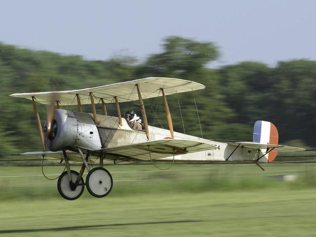 Bristol Scout Type C Replica,