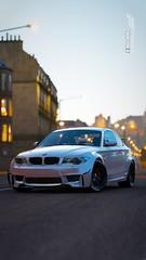 BMW 1M Wallpaper