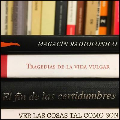 Magacín radiofónico en estado de alarma 23.3.20 #yomequedoencasa #frenarlacurva #haikusdestanteria #quedateencasa