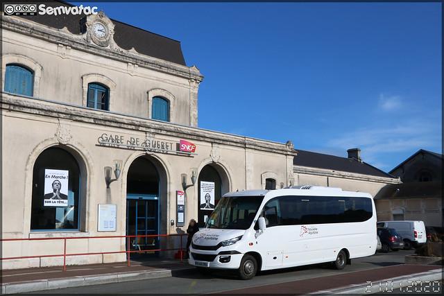 Ferqui Sunrise (Iveco Daily) – Voyages Gaudon / Nouvelle Aquitaine