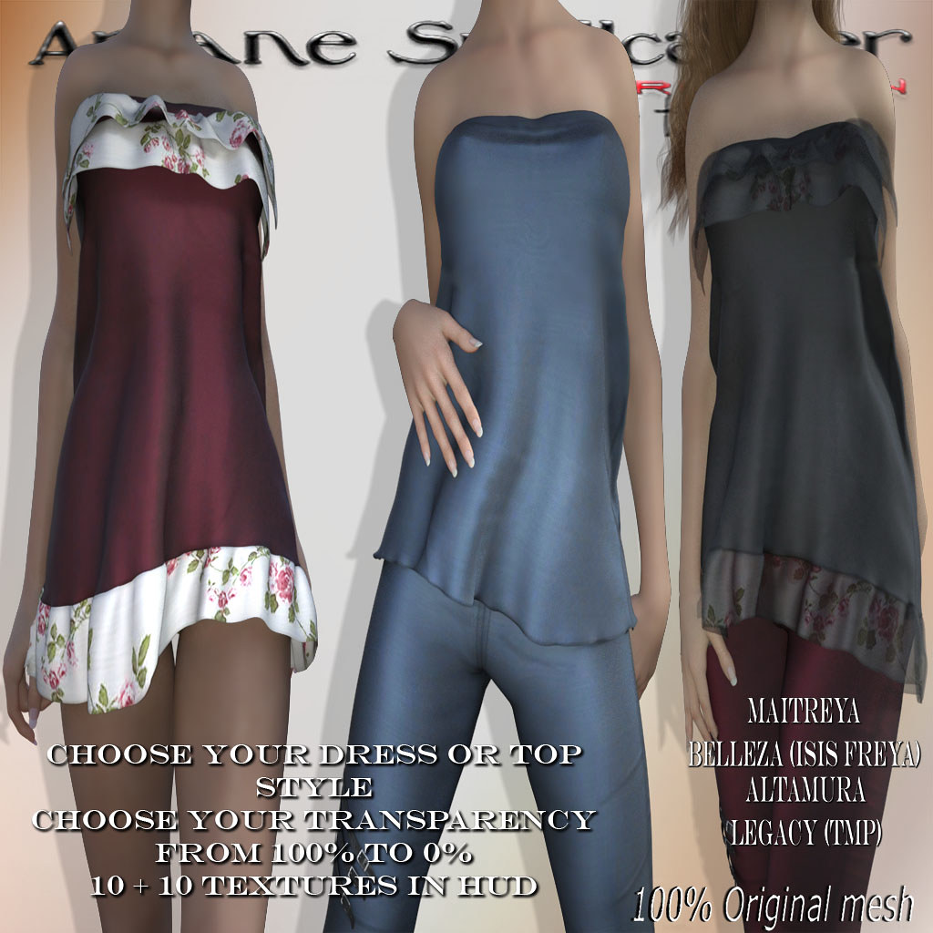 Dress or Top Irene
