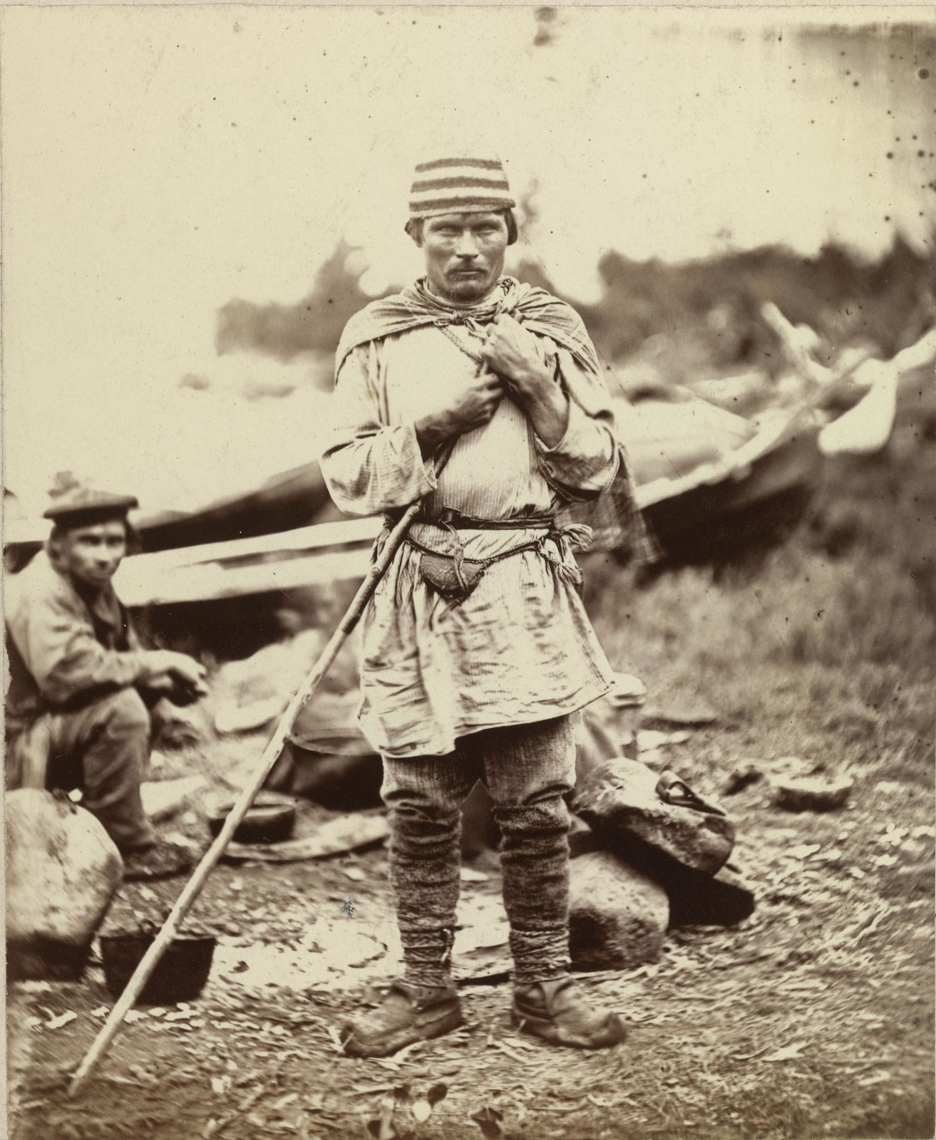24. 1867. Лапландец
