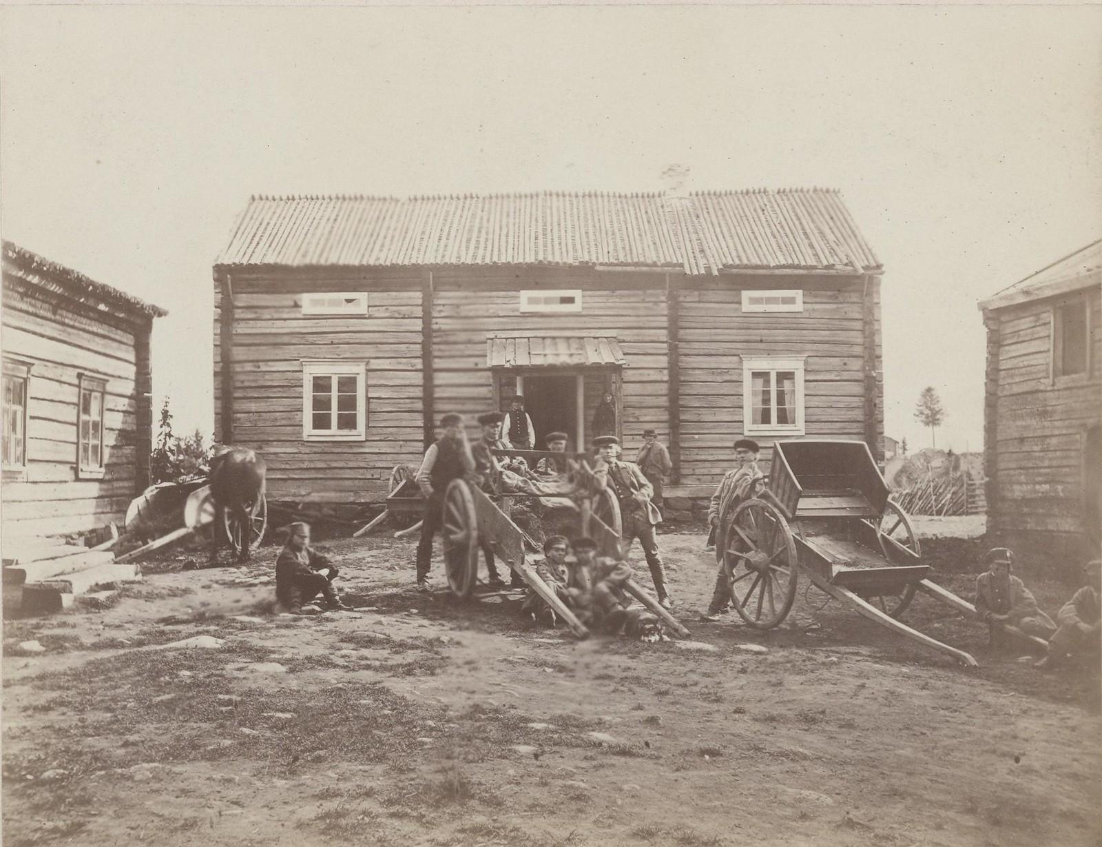 22. 1867. Уккола. Северная Финляндия