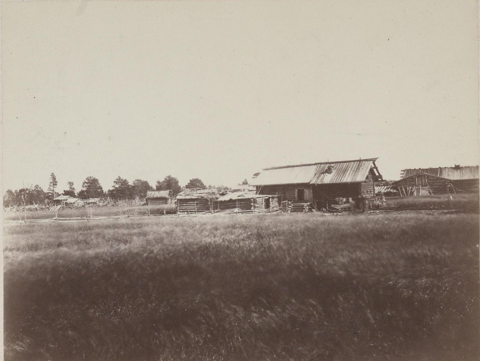 20. 1867. Пяярве. Ферма