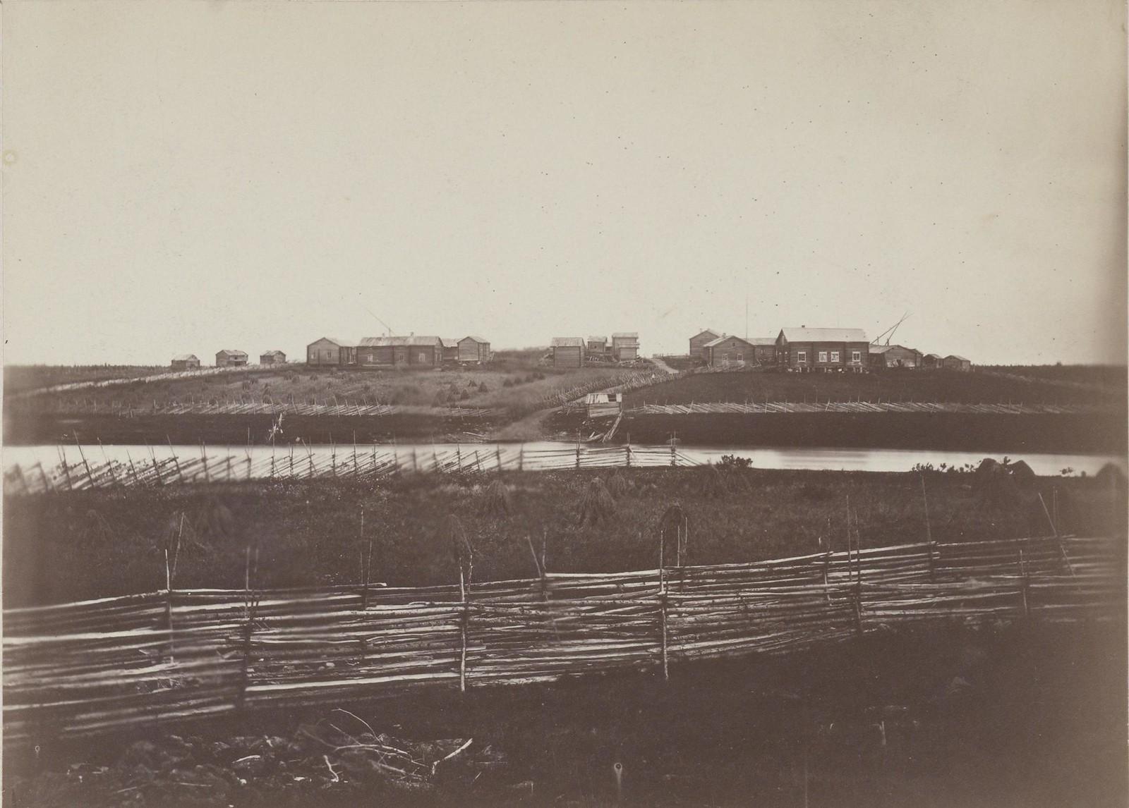 16. 1867. Село в северной Финляндии