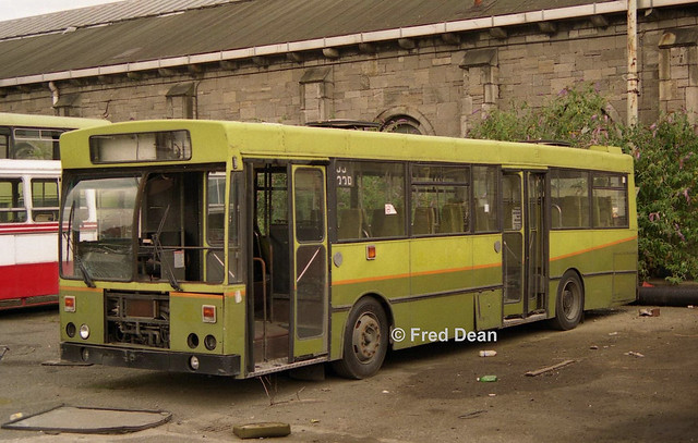 Dublin Bus KC122 (UZG122).