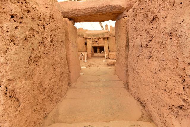 Mnajdra Temples,  Qrendi, Malta, 748