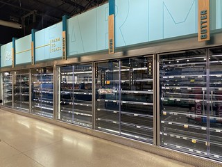 Whole Foods Market Empty Refrigerated Cases | by Raed Mansour