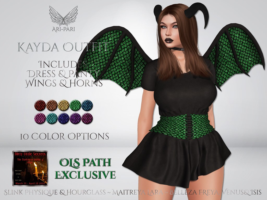 [Ari-Pari] Kayda Outfit