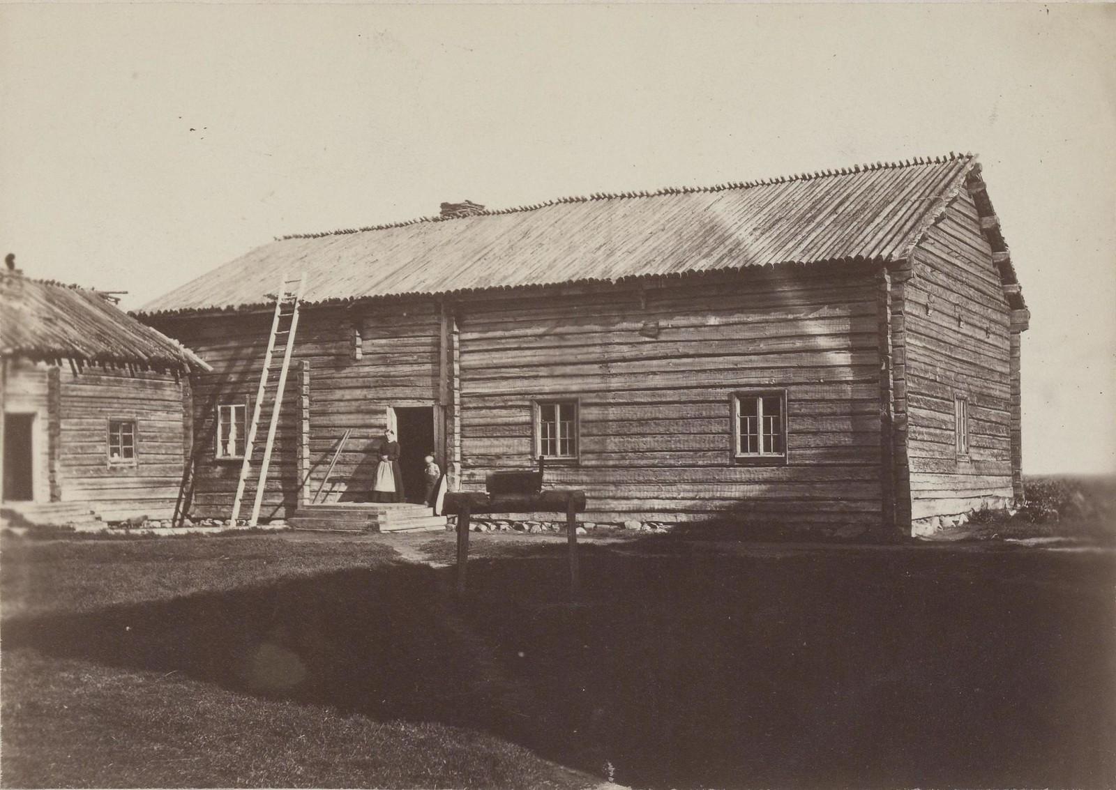 17. 1867. Ферма в Северной Финляндии