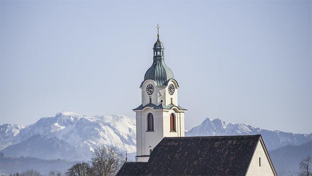 _DSC5315 Parish church Sattledt / Upper-Austria