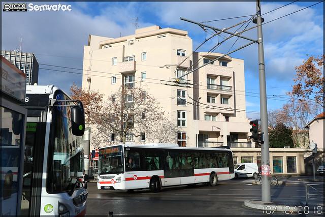 Iveco Bus Urbanway 12 – Keolis Lyon / TCL (Transports en Commun Lyonnais) n°3020