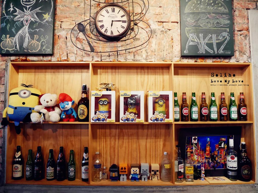 台北西門町好吃大份量餐廳推薦AK12美式小館異國料理 (5)