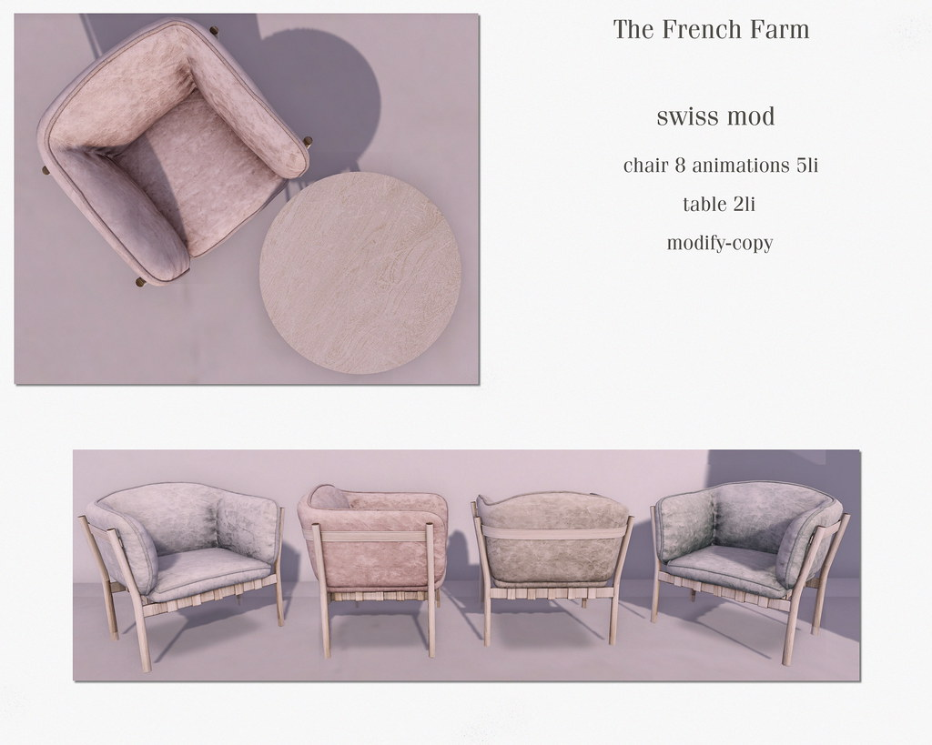 The French Farm-swiss mod