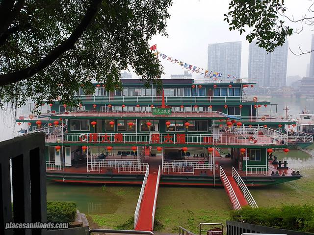 leshan big buddha cruise