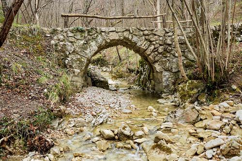 lovran lovranskadraga draškipotok kamenimost liburnija primorskogoranska croatia stonebridge landscape potok flickrunitedaward