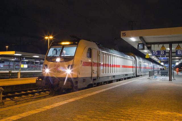 DB 147 552 Nürnberg Hbf