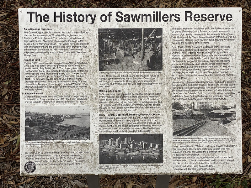 Sawmillers history