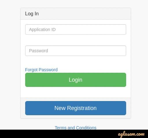 SLIET SET 2020 Application Form