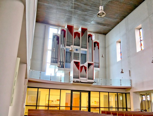 Orgel Bad Salzuflen, Liebfrauenkirche