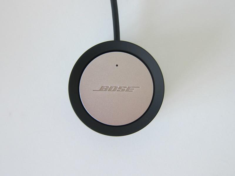 Bose Companion 20 Multimedia Speaker System - Control Pod - Top