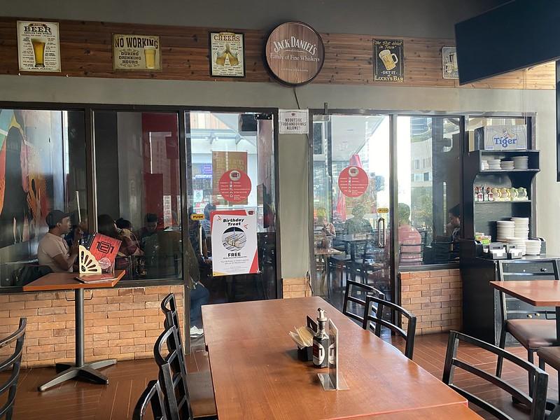 121 Restaurant, BGC Stopover