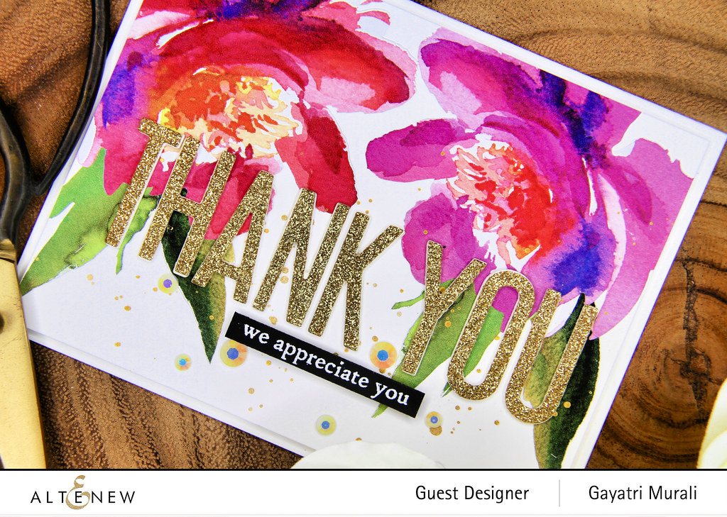 Thank You card closeup1