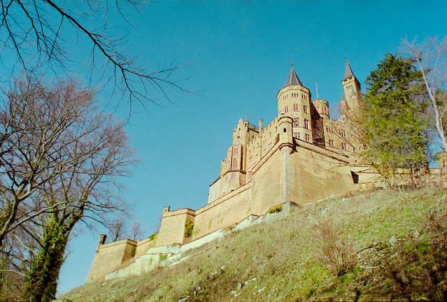 Burg Hohenzollern Kodak Gold 200