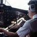 Aux commandes d'un Twin Otter d'Air Mauritius