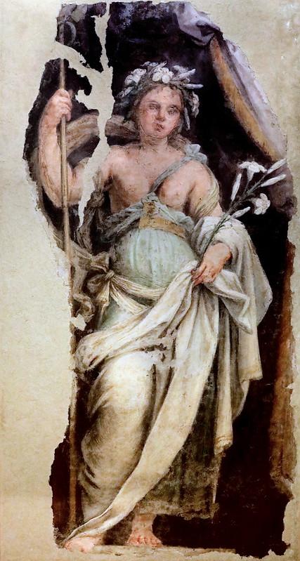 IMG_7959 Guido Reni 1575-1642  Bologna  Judith   c 1599.  Bologna Pinacoteca Nazionale