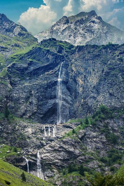 Cascate del Serio (Serio's waterfalls) [Explore 2020.03.24]