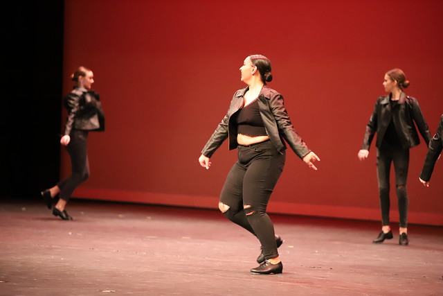 Performance for Ann Arbor Dance Classics 2020 Benefit Show (Saline High School, Michigan)