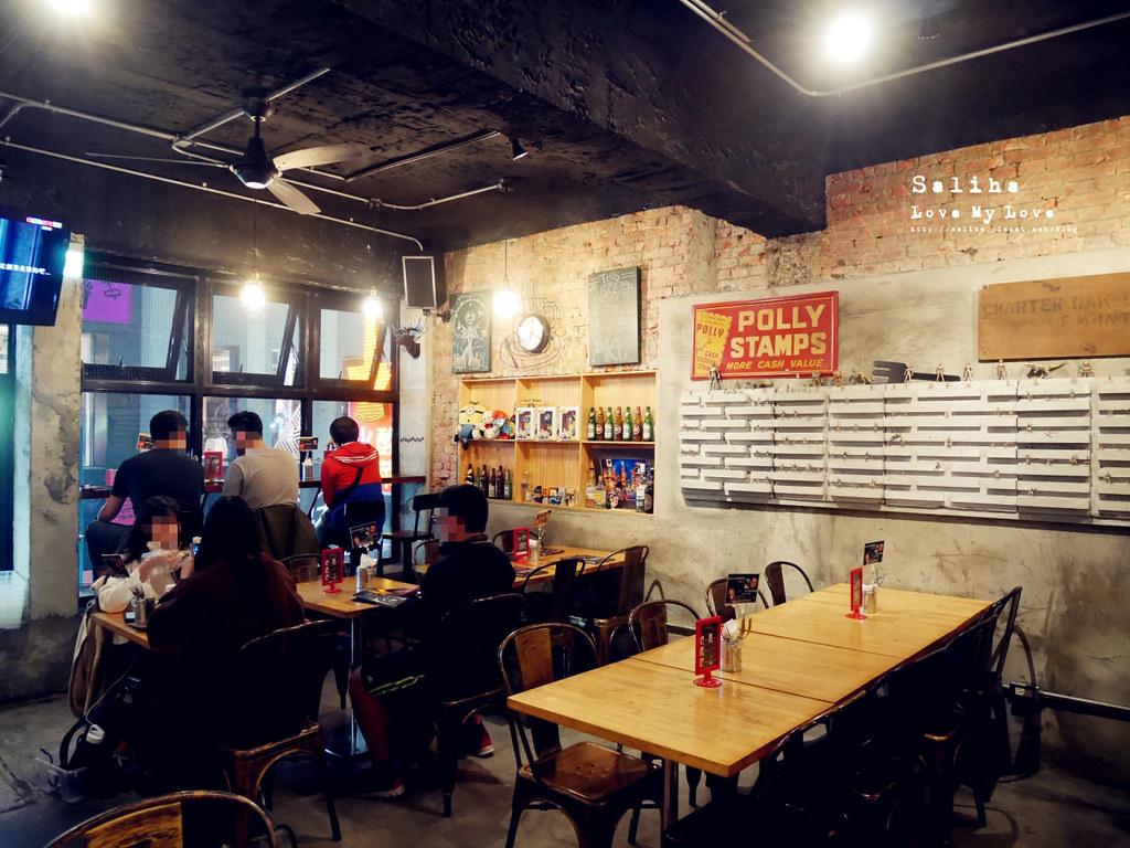 台北西門站可帶寵物餐廳AK12美式小館寵物友善餐廳好吃 (3)