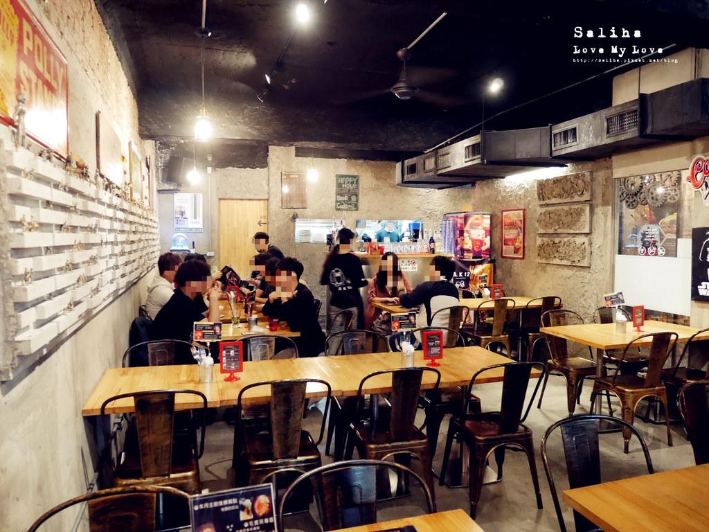 台北西門町好吃大份量餐廳推薦AK12美式小館異國料理 (6)