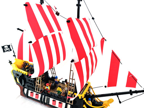 LEGO Ideas Pirates de Barracuda Bay (21322)